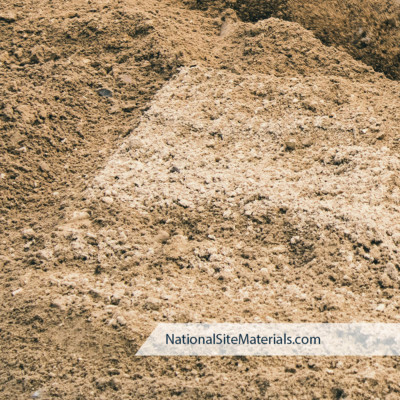 Fill Dirt - Aggregate Materials from National Site Materials 888-237-2746