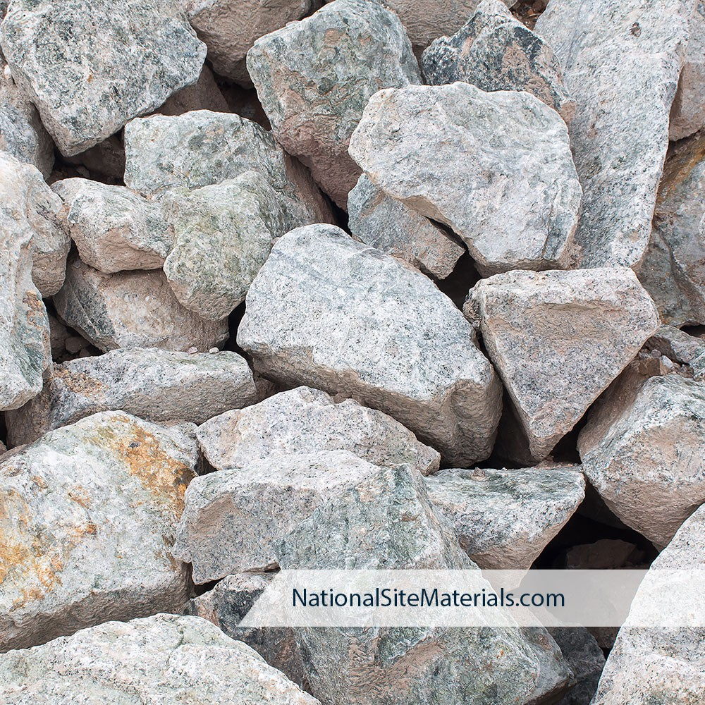 Large Stone - Aggregate Materials from National Site Materials 888-237-2746